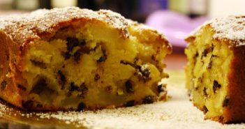 Ricetta Plumcake allo Yogurt con Mele & Cioccolato