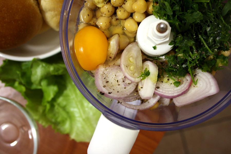hamburger veggy ingredienti ricetta
