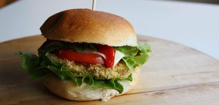 Ricetta Hamburger Veggy Burger