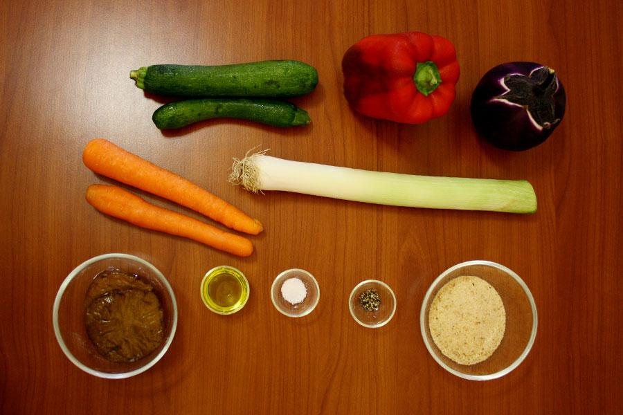 ingredienti ricetta polpette di seitan confoodential