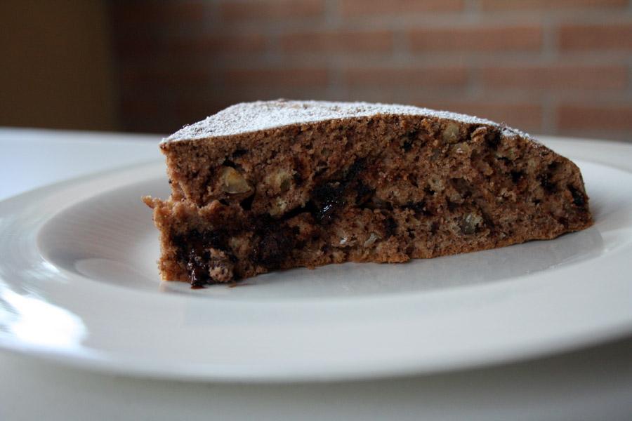 Ricetta torta cioccolato e nocciole