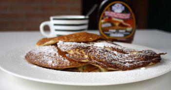 Ricetta Pancakes Senza Glutine