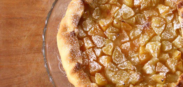 Ricetta torta di mele con pasta sfoglia