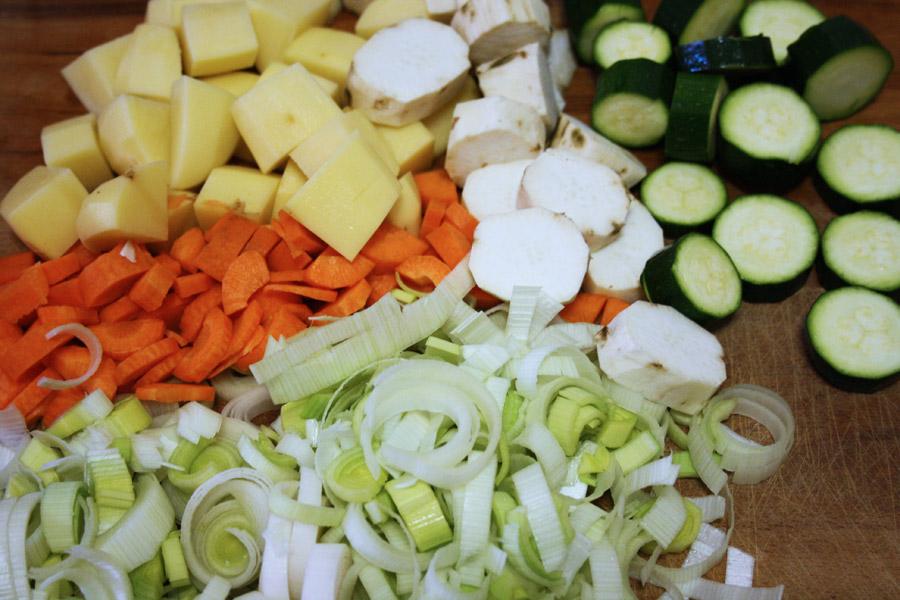 Ricetta vellutata di patate dolci