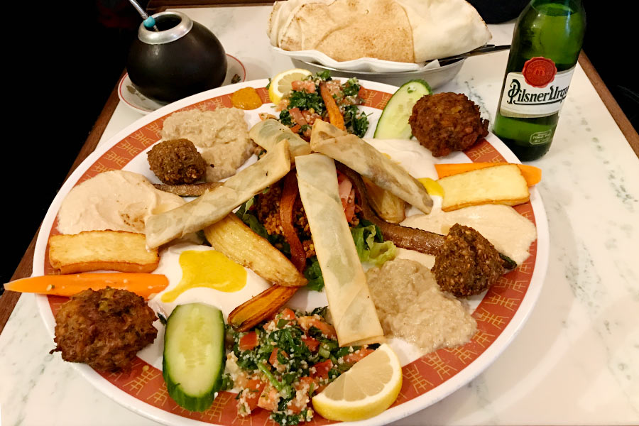 Dove mangiare a Berlino: scopriamo Yarok Siryan Food from Damascus!