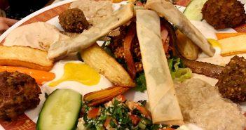 Ristorante siriano a Berlino: Yarok Siryan Food from Damascus!