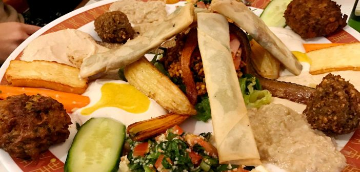 Ristorante siriano a Berlino: Yarok Siryan Food from Damascus!