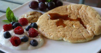 Ricetta pancake proteici