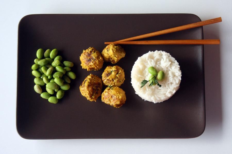 Bocconcini di tacchino al curry