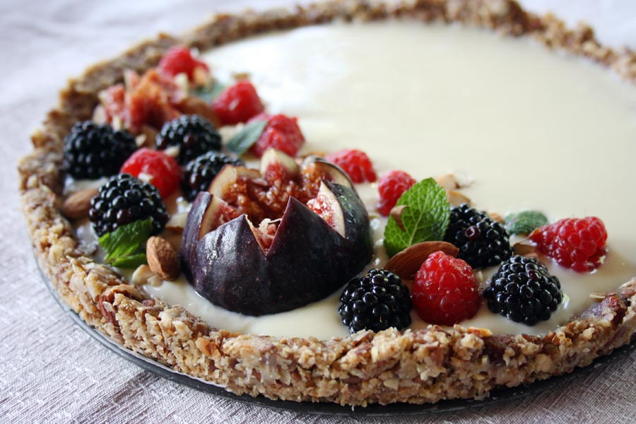 Ricetta torta vegana senza cottura, una delizia per tutti i gusti!
