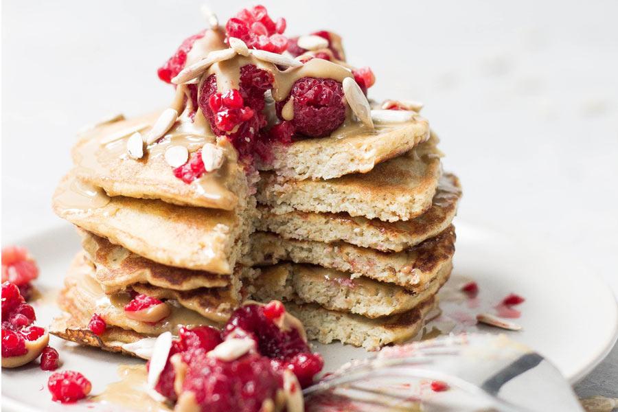 5 idee per una colazione sana: pancake proteici senza burro