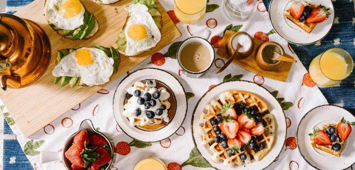 5 idee per una colazione sana, nutriente e buonissima!