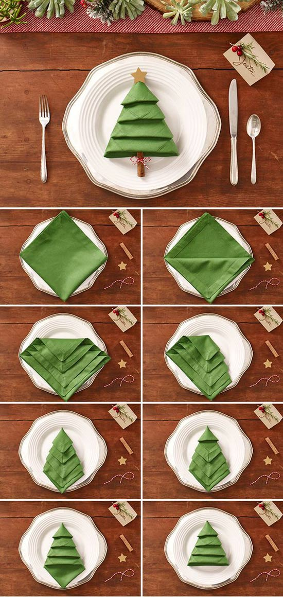 Come apparecchiare la tavola a Natale: le idee più belle dal Web!
