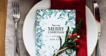 Come addobbare la tua tavola di Natale: le idee più belle dal Web!