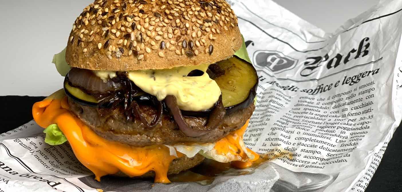 Ricetta Hamburger Panino.Hamburger Gourmet La Ricetta Facile E Veloce Da Provare Subito