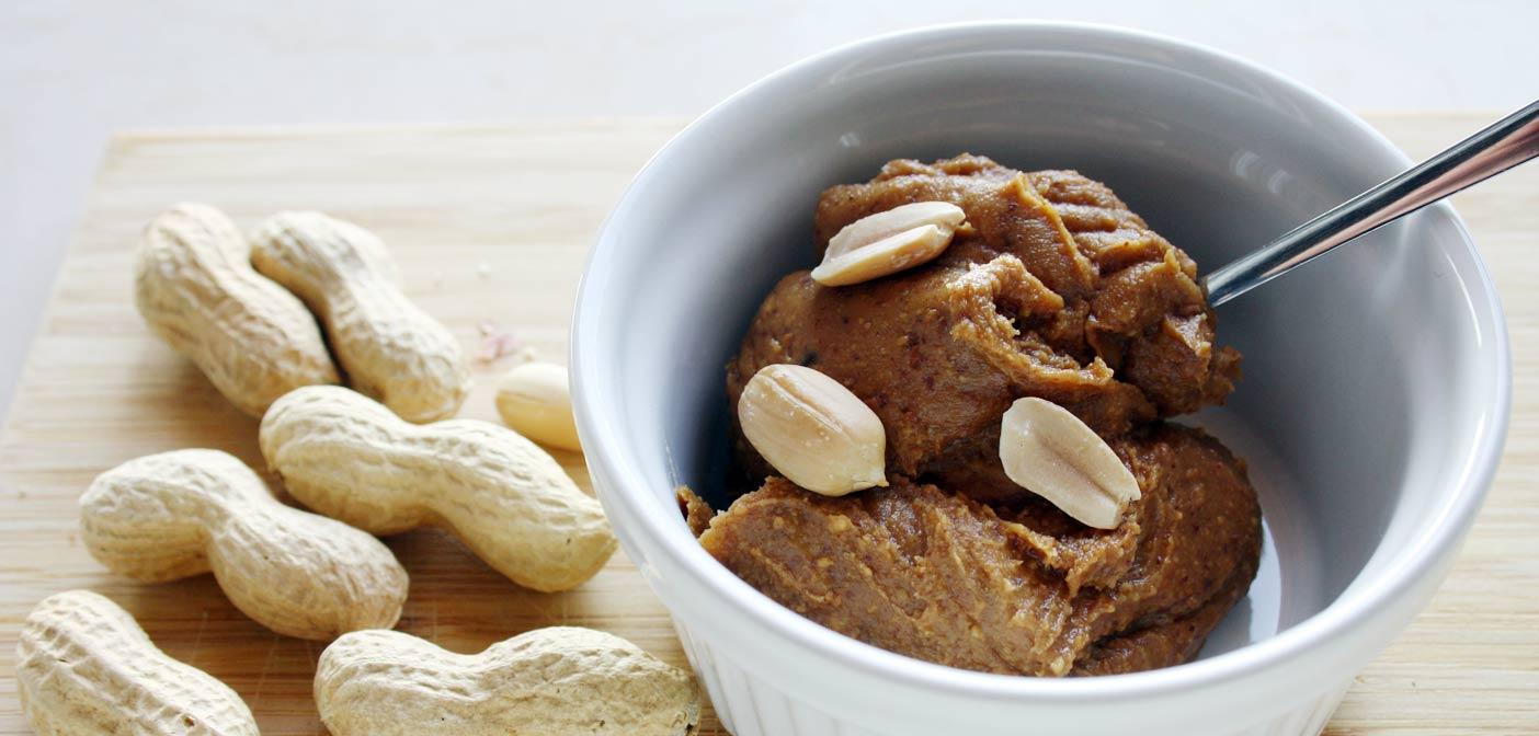 ricetta di torta di burro di arachidi grasso ridotto