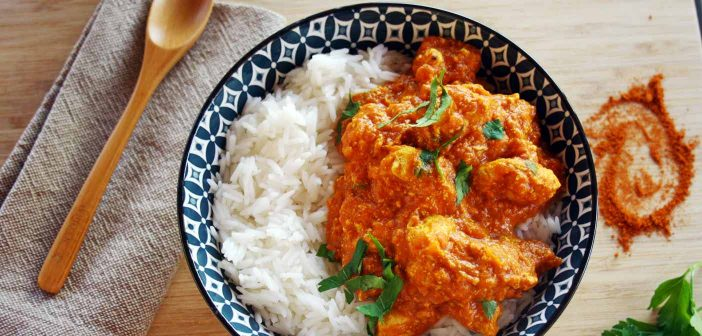 Un modo insolito di preparare il pollo: ecco la ricetta del pollo Tikka Masala, sapori speziati dell'oriente in un piatto davvero unico!