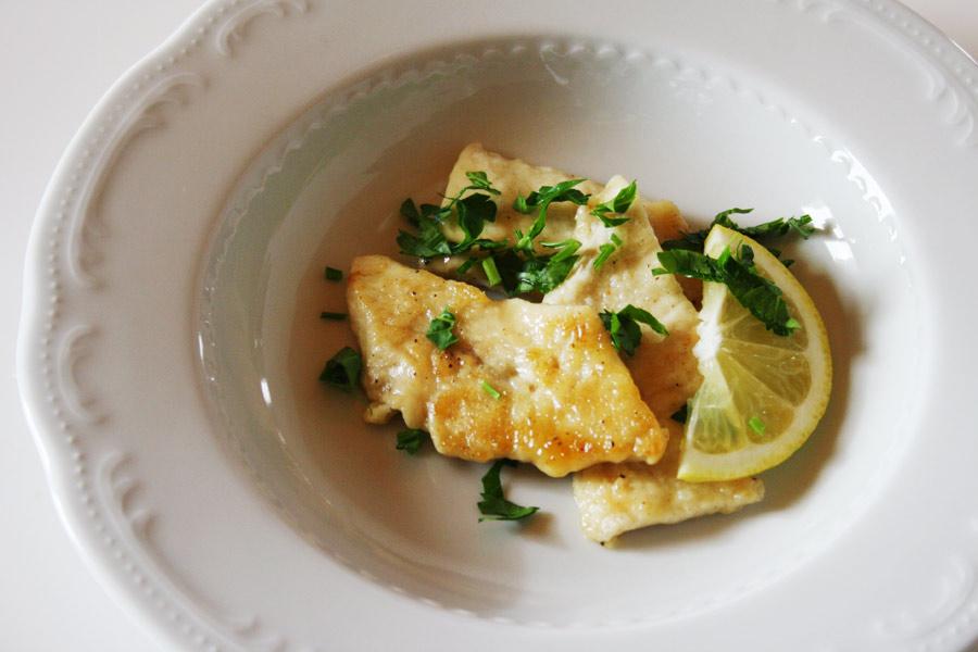 Straccetti di Pollo al Limone, Questa Sera Prepara la Cena in 10 Minuti!