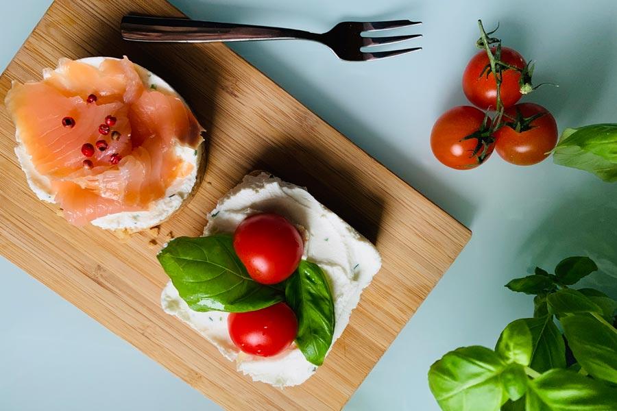 Mini Cheesecake Salate: l'Idea Facile e Irresistibile per Antipasti e Aperitivi!