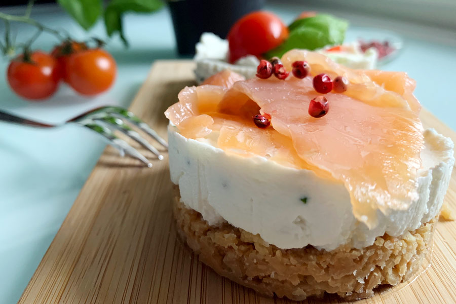 Mini Cheesecake Salate: l'Idea Facile e Irresistibile per Antipasti e Aperitivi!