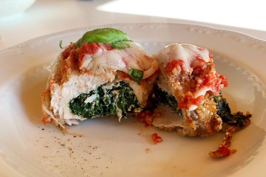 Involtini di Pollo Panati al Forno, l'Idea Perfetta per la tua Cena di Stasera!