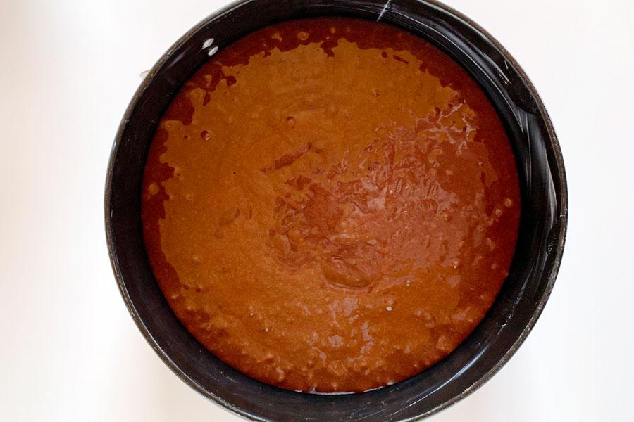 Ricetta Guinness Cake