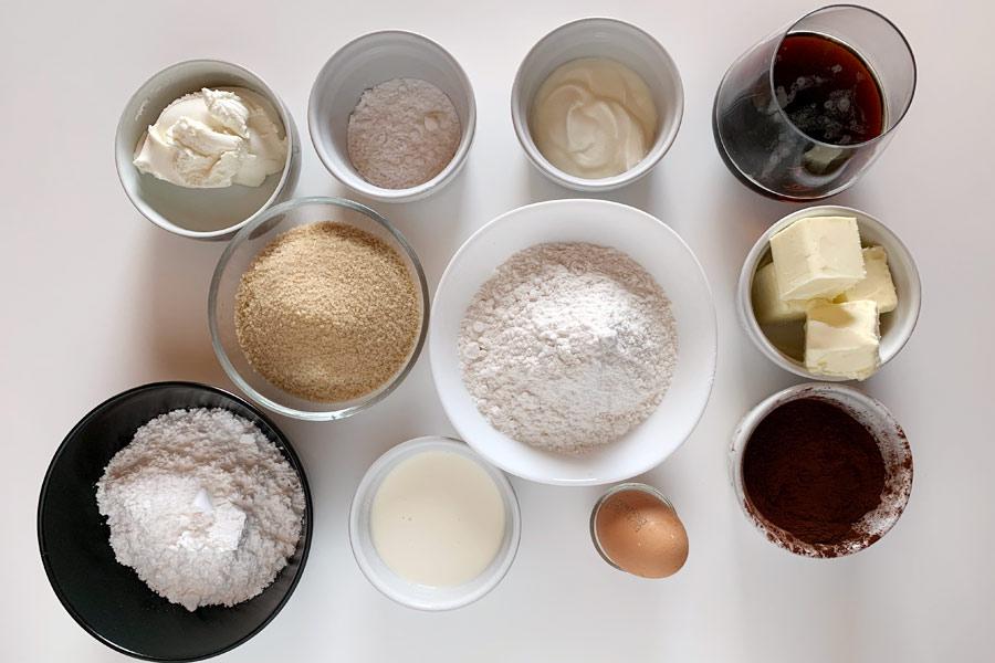 Ricetta Guinness Cake ingredienti
