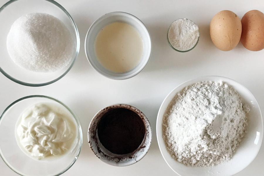 Plumcake al cioccolato senza burro