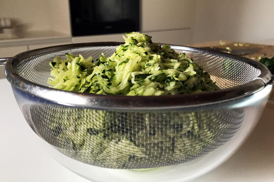 Frittata di zucchine come preparare