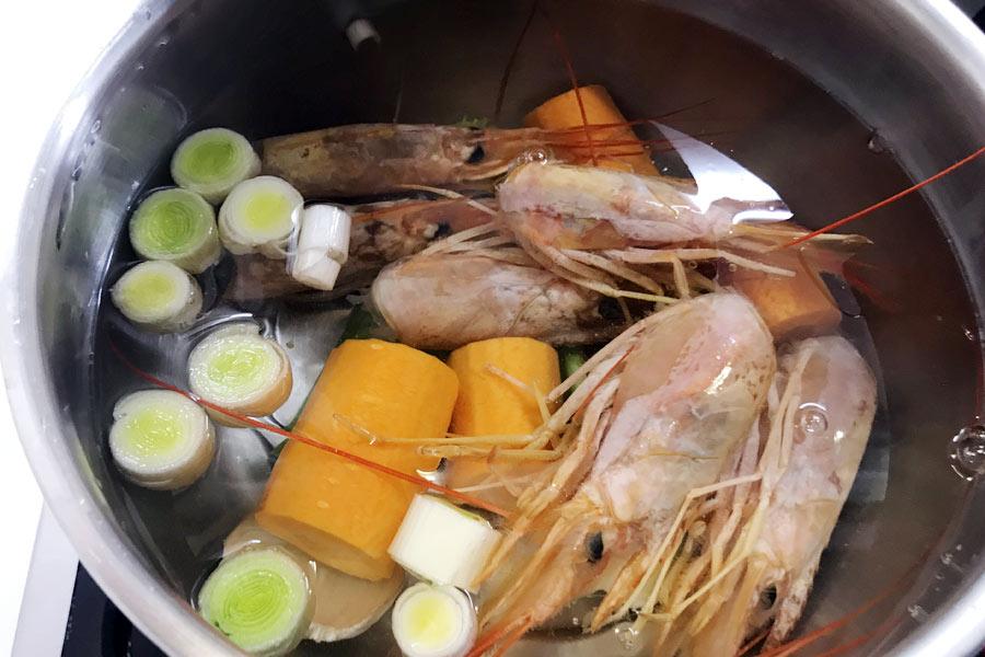 Fregola sarda con frutti di mare