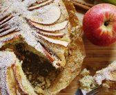 Torta di mele soffice e senza burro
