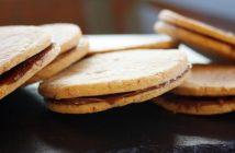 Biscotti alla nutella