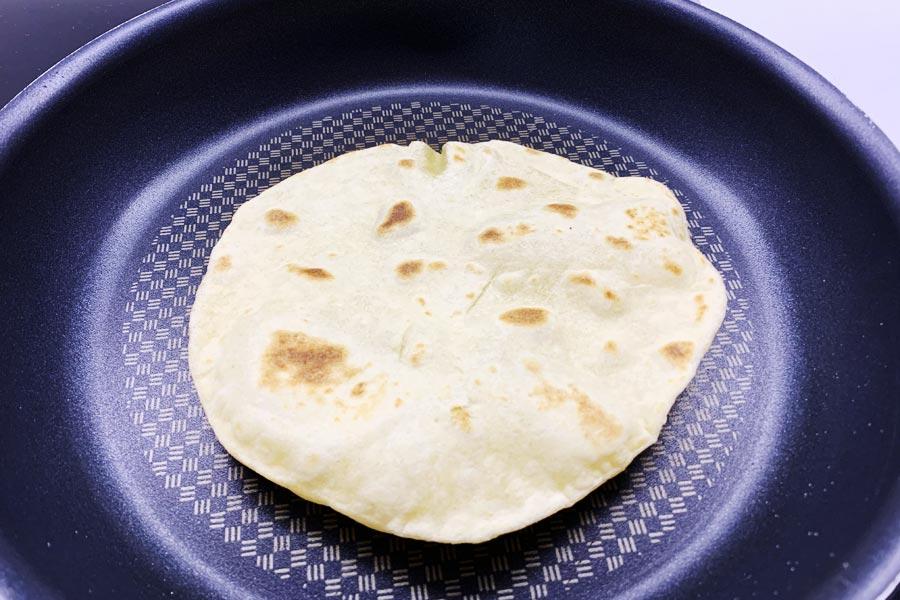 Tortillas di farina